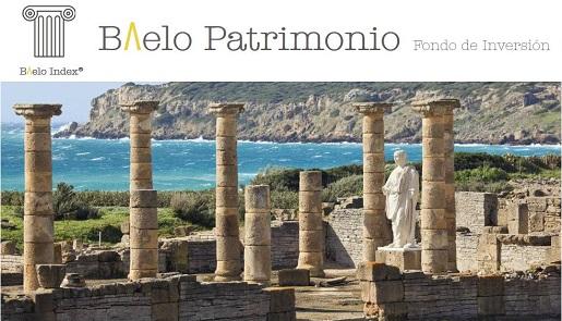Nuevo Fondo Baelo Patrimonio ES0110407097