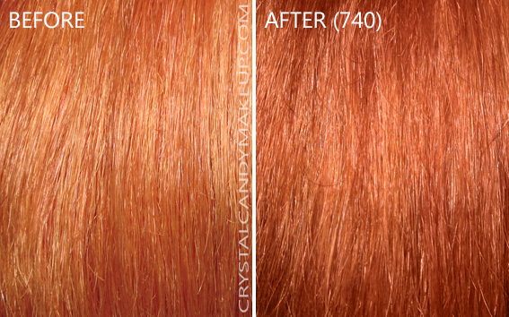 Revlon Light Golden Brown Hair Color Review