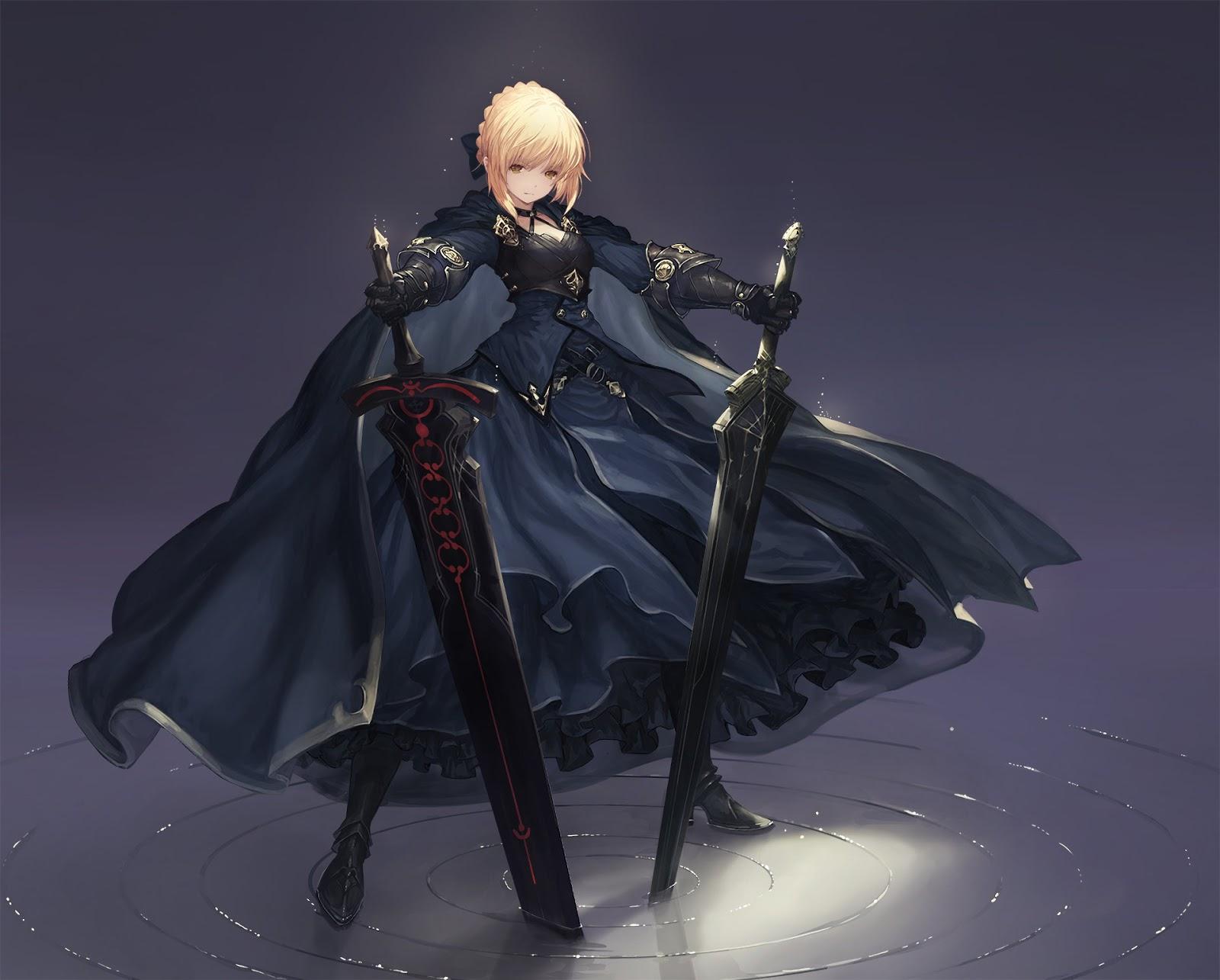 Fate AowVN%2B%252891%2529 - [ Hình Nền ] Anime Fate/GrandOrder tuyệt đẹp Full HD | Wallpaper