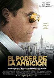 El Poder de la Ambición / Gold: La Gran Estafa Poster