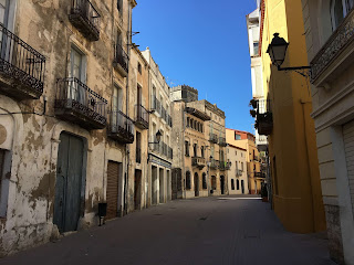 Carrer Major de l'Arboç