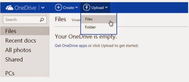 upload-itunes-to-onedrive