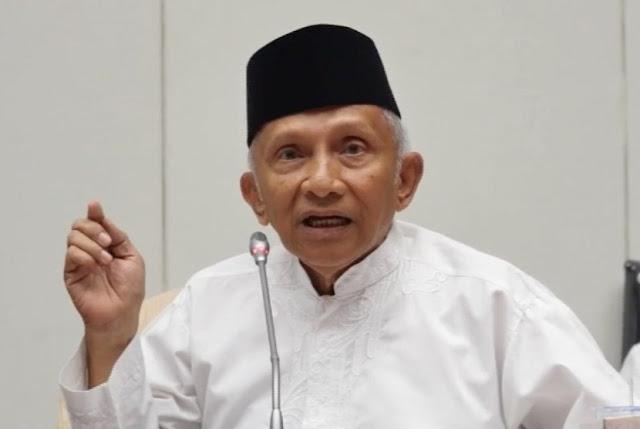 Amien Rais: Anti-Islam Juga Coba Pecah Belah Umat Indonesia