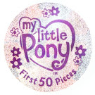 My Little Pony Golden Delicious Limited Edition Ponies G3 Pony