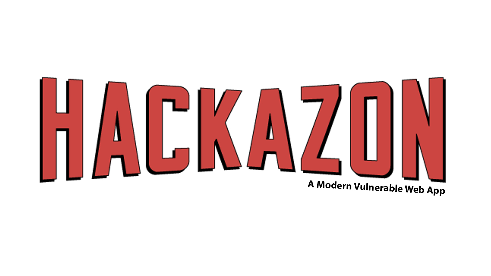 Hackazon - A Modern Vulnerable Web App