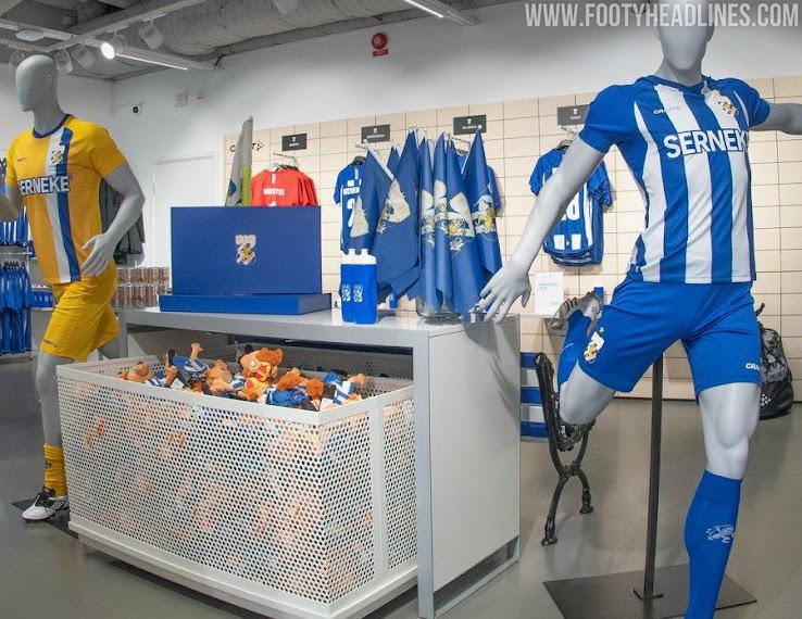 No More Kappa Craft Ifk Goteborg 2020 Home 2 Away Kits Released Footy Headlines