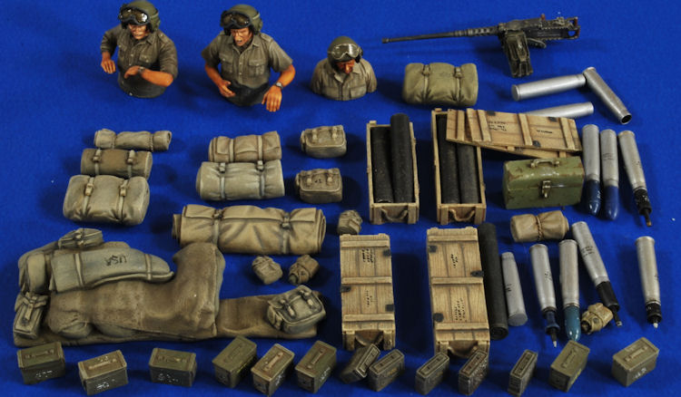 Verlinden 1//35 US Modern Soldier Backpacks Gear /& Accessories Set 2020 Helmets