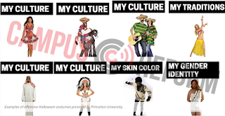 College costume crackdown ramps up as Halloween draws near