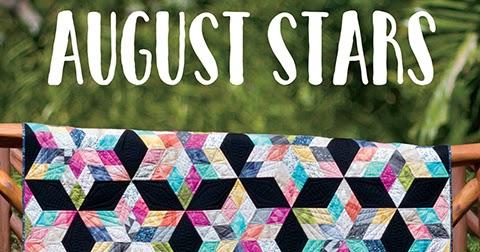Introducing August Stars Jaybird Quilts