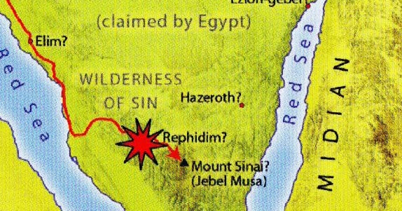 Image result for amalek attacked the israelites at the red sea