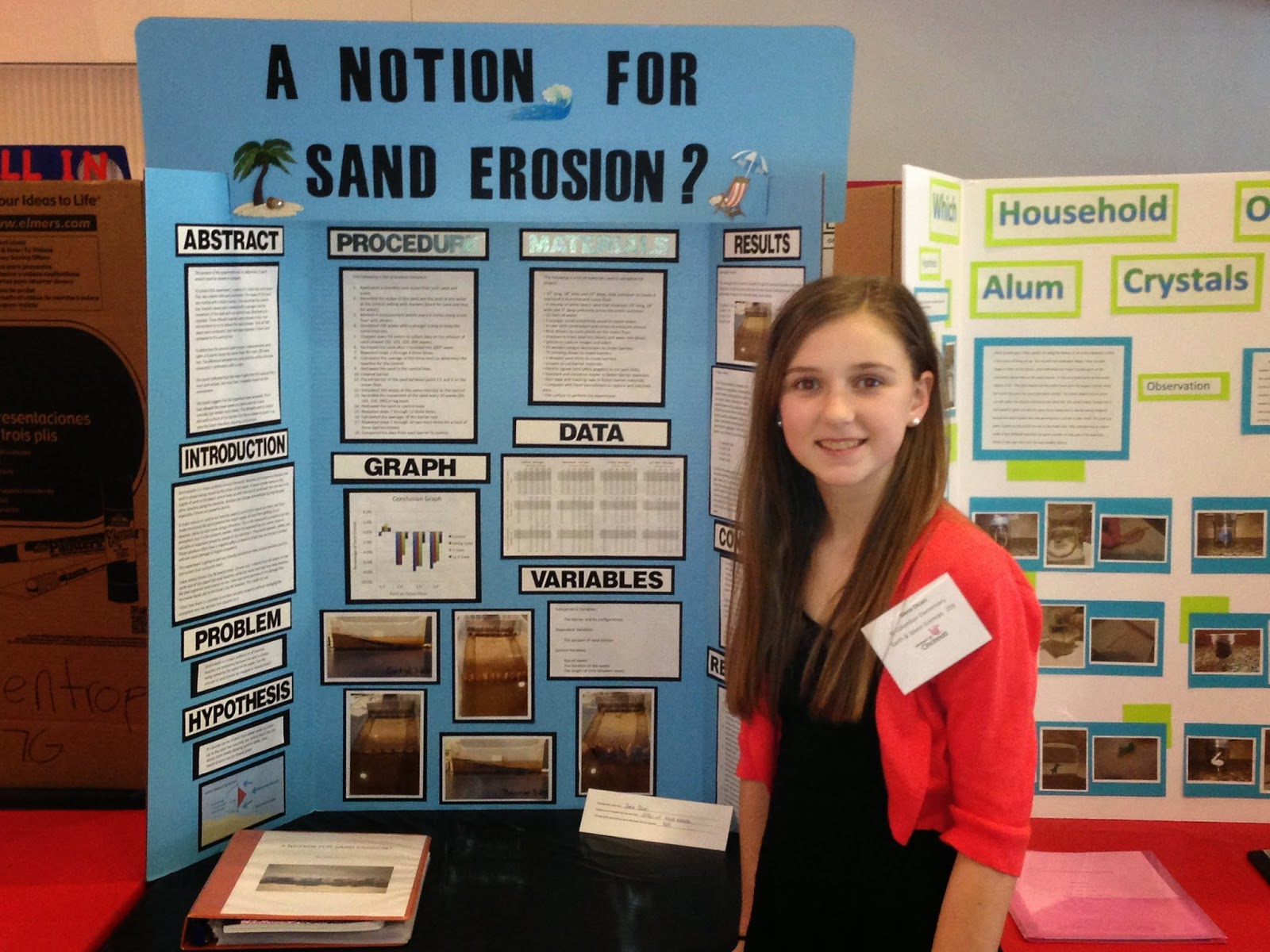 6th Grade Science Fair Projects Involving Sports