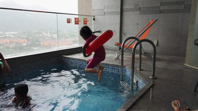 Pengalaman Penginapan Best di Lexis Suites Pulau Pinang