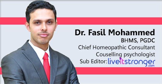 The Best homeopathy Doctor from malappuram, calicut Dr. Fasil Mohammed