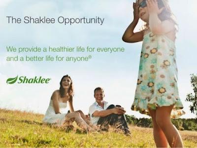 Cara Dapatkan Pendapatan Tambahan Dengan Shaklee