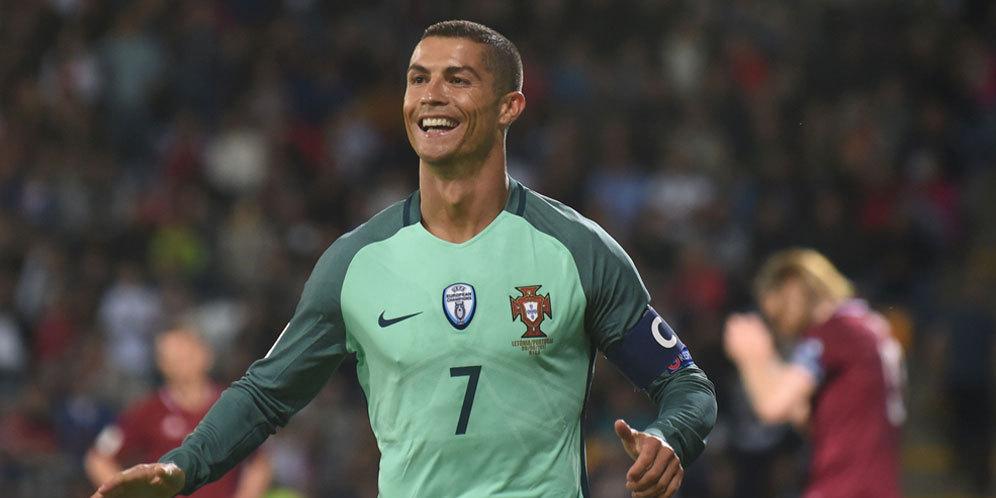 5 Alasan Cristiano Ronaldo Nggak Musti Gantung Sepatu dari Portugal Usai Piala Dunia 2018