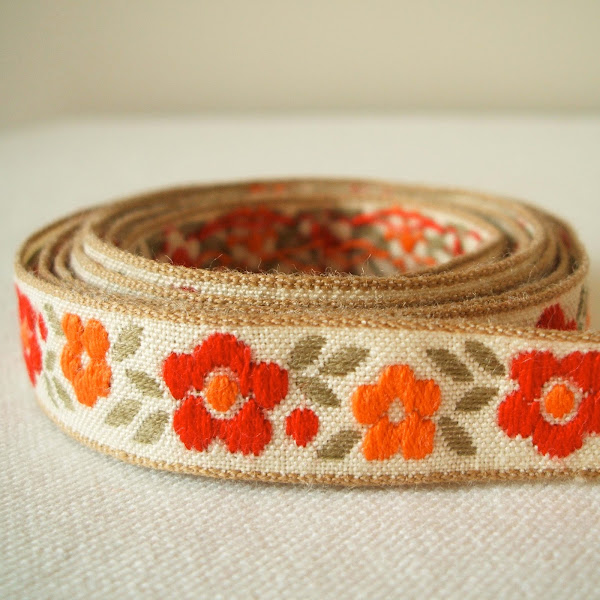 vintage fabric trim instagram competition and giveaway
