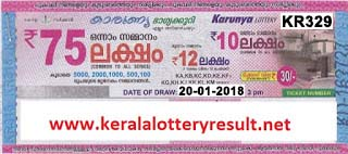 KERALA LOTTERY, kl result yesterday,lottery results, lotteries results, keralalotteries, kerala lottery, keralalotteryresult, kerala lottery result, kerala lottery result live, kerala lottery results, kerala lottery today, kerala lottery result today, kerala lottery results today, today kerala lottery result, kerala lottery result 20-01-2018, Karunya lottery results, kerala lottery result today Karunya, Karunya lottery result, kerala lottery result Karunya today, kerala lottery Karunya today result, Karunya kerala lottery result, KARUNYA LOTTERY KR 329 RESULTS 20-01-2018, KARUNYA LOTTERY KR 329, live KARUNYA LOTTERY KR-329, Karunya lottery, kerala lottery today result Karunya, KARUNYA LOTTERY KR-329, today Karunya lottery result, Karunya lottery today result, Karunya lottery results today, today kerala lottery result Karunya, kerala lottery results today Karunya, Karunya lottery today, today lottery result Karunya, Karunya lottery result today, kerala lottery result live, kerala lottery bumper result, kerala lottery result yesterday, kerala lottery result today, kerala online lottery results, kerala lottery draw, kerala lottery results, kerala state lottery today, kerala lottare, keralalotteries com kerala lottery result, lottery today, kerala lottery today draw result, kerala lottery online purchase, kerala lottery online buy, buy kerala lottery online