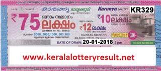 KERALA LOTTERY, kl result yesterday,lottery results, lotteries results, keralalotteries, kerala lottery, keralalotteryresult, kerala lottery result, kerala lottery result live, kerala lottery results, kerala lottery today, kerala lottery result today, kerala lottery results today, today kerala lottery result, kerala lottery result 20-01-2018, Karunya lottery results, kerala lottery result today Karunya, Karunya lottery result, kerala lottery result Karunya today, kerala lottery Karunya today result, Karunya kerala lottery result, KARUNYA LOTTERY KR 329 RESULTS 20-01-2018, KARUNYA LOTTERY KR 329, live KARUNYA LOTTERY KR-329, Karunya lottery, kerala lottery today result Karunya, KARUNYA LOTTERY KR-329, today Karunya lottery result, Karunya lottery today result, Karunya lottery results today, today kerala lottery result Karunya, kerala lottery results today Karunya, Karunya lottery today, today lottery result Karunya, Karunya lottery result today, kerala lottery result live, kerala lottery bumper result, kerala lottery result yesterday, kerala lottery result today, kerala online lottery results, kerala lottery draw, kerala lottery results, kerala state lottery today, kerala lottare, keralalotteries com kerala lottery result, lottery today, kerala lottery today draw result, kerala lottery online purchase, kerala lottery online buy, buy kerala lottery online