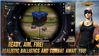 Download PUBG Mobile Apk For Android 2018