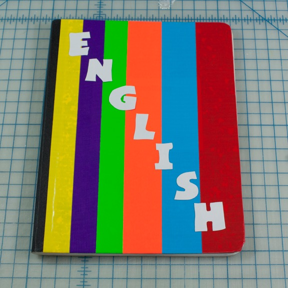 Decorating Notebooks With Duct Tape Decoration For Home