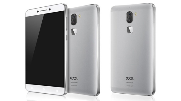 LeEco and Coolpad has launched Cool 1 Dual jointly