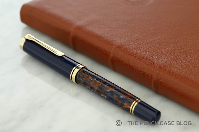 Review: Pelikan Souverän M800 Stone Garden Special edition fountain pen