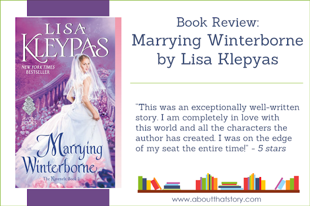Book Review: Marrying Winterborne by Lisa Kleypas | About That Story