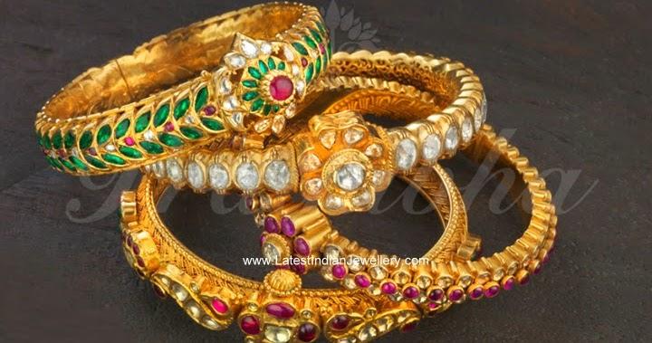 Kankanam Style Bangles
