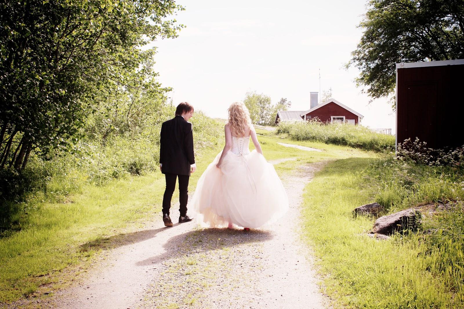 Fotograf Härnösand Maria-Thérèse Sommar bröllopsfotograf