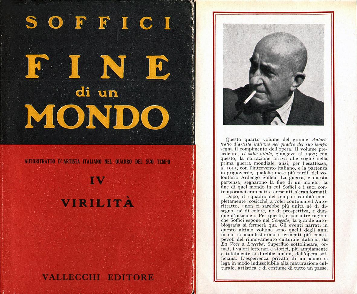 Le non-recensioni di Gcm: Ardengo Soffici. Parigi 1911 (1)