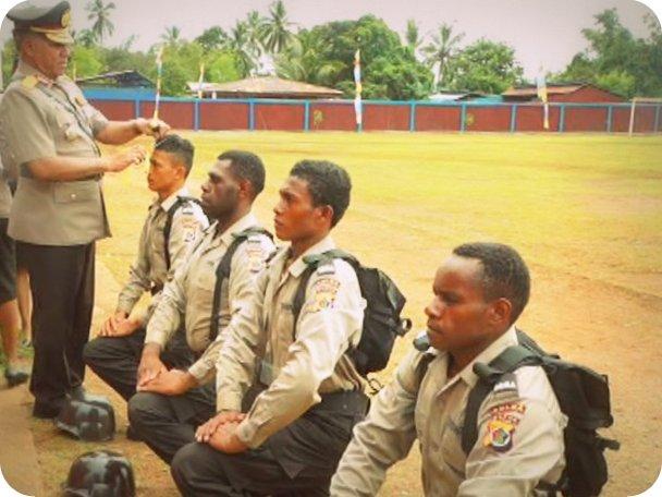 Polda Papua Butuh 11 Ribu Personil Polisi
