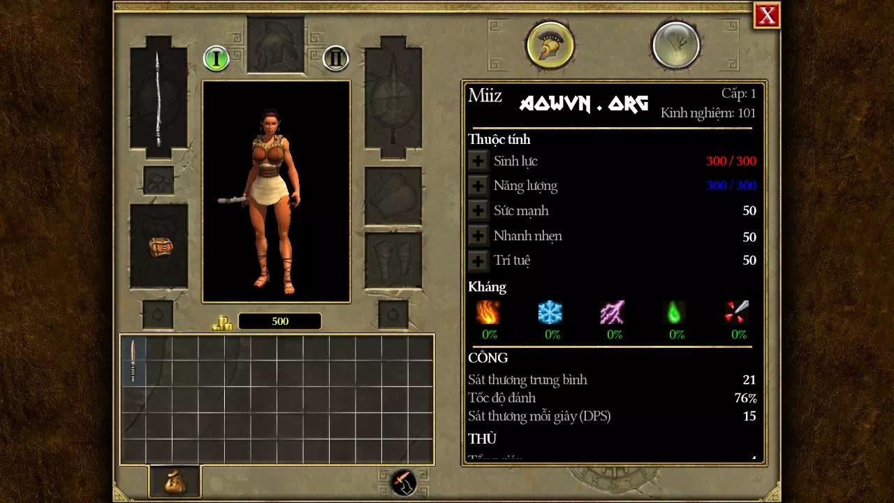 AowVN.org minz%2B%25285%2529 - [ HOT ] Titan Quest Việt Hoá 90% | Android - Game RPG giống Diablo cực hay