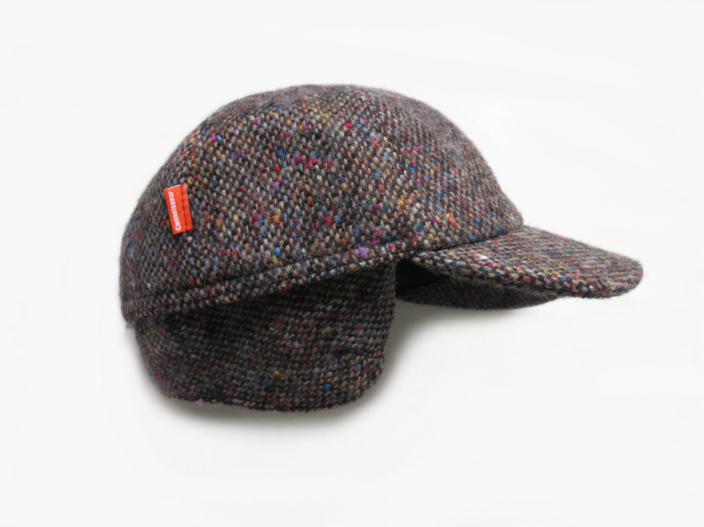585e21693cf12 Two new caps go online on Monday. The  Scramble  Caps. Donegal and Harris  Tweed. Superb hats these