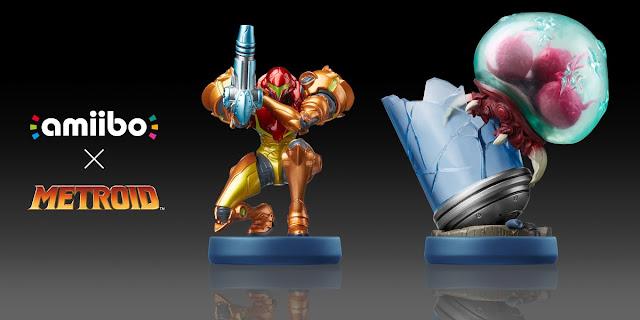 Nuevos amiibo de Metroid, Nintendo hace referencia al juego original