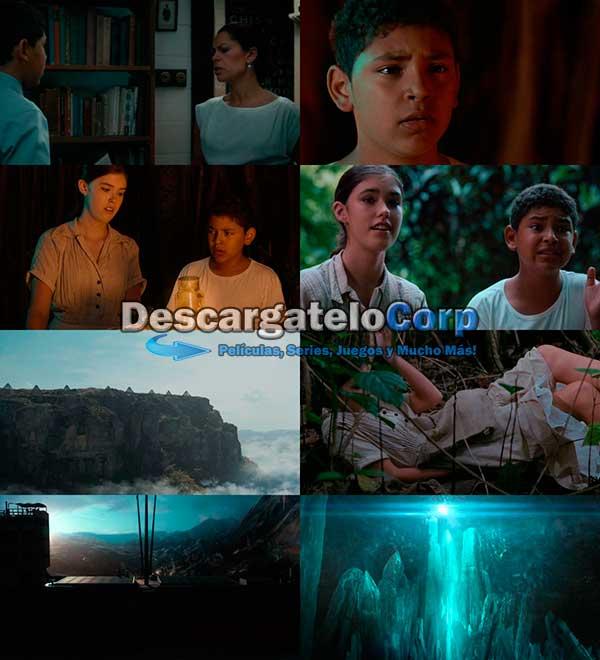 La Isla de los Dinosaurios DVDRip Latino