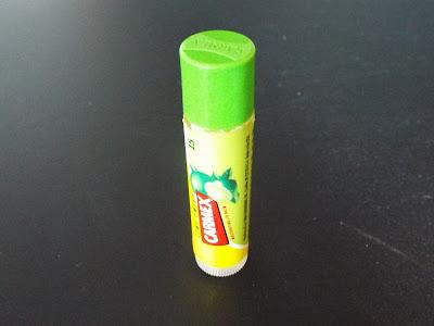 Baume lèvres Carmex citron