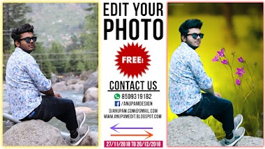 Edit Your Photo For Free