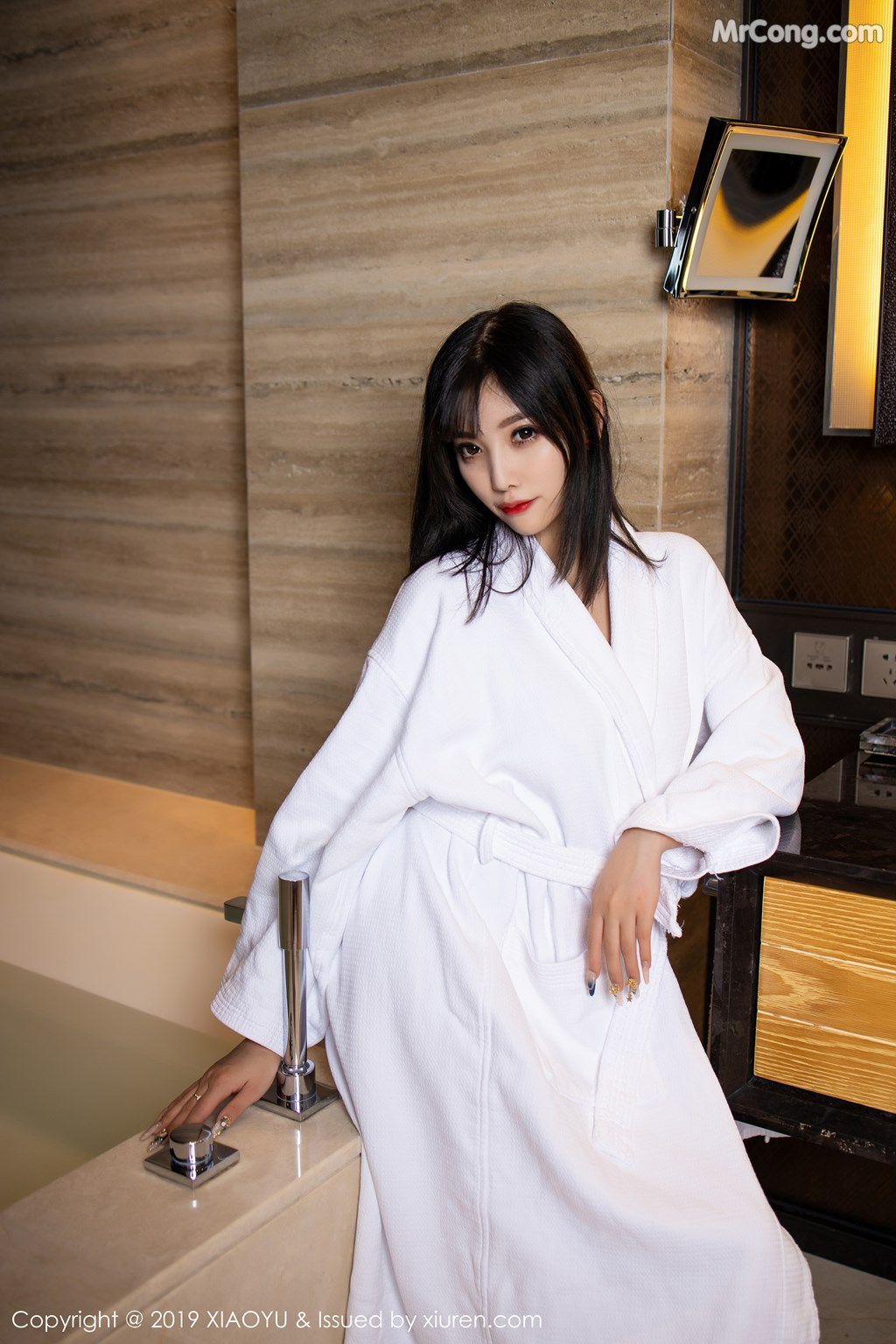 Image XiaoYu-Vol.153-Yang-Chen-Chen-sugar-MrCong.com-002 in post XiaoYu Vol.153: Yang Chen Chen (杨晨晨sugar) (81 ảnh)