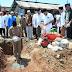 Bupati Luwu Timur Lakukan Peletakan Batu Pertama Pembangunan Masjid Al-Kautsar