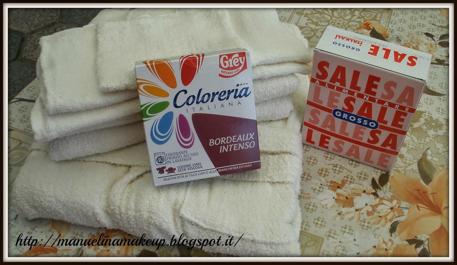 spesso Il Blog di Manu : Coloreria Italiana - Il Magico mondo dei colori!!! BX72