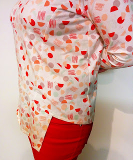 Creates Sew Slow: TSW Odette Tundra Top