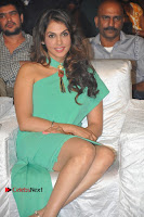 Actress Isha Koppikar Pos in Green Dress at Keshava Telugu Movie Audio Launch .COM 0034.jpg