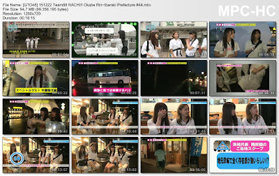 151222 Team88 Ratch! Ep 44 Okabe Rin Subtitle Indonesia