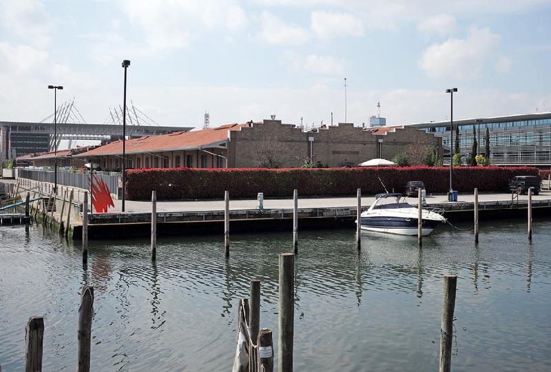 Ex magazzini generali di Venezia