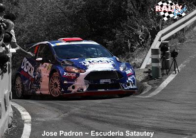 """ERC 40 Rallye Islas Canarias """"El Corte Inglés"""" FIA"""