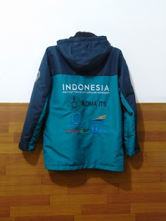 Penjahit Jaket Nginden Jangkungan Surabaya