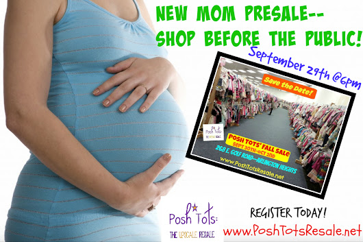 NEW MOM REGISTRATION NOW OPEN!