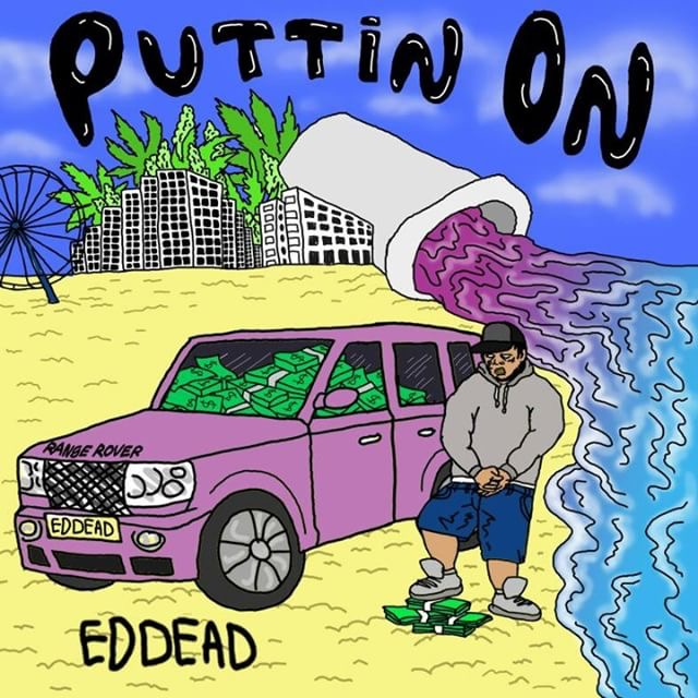 """Edde6d The Alien Man is """"Puttin' On"""" with new song"""