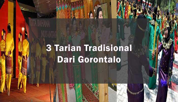 Inilah 3 Tarian Tradisional Dari Gorontalo Beserta Penjelasannya
