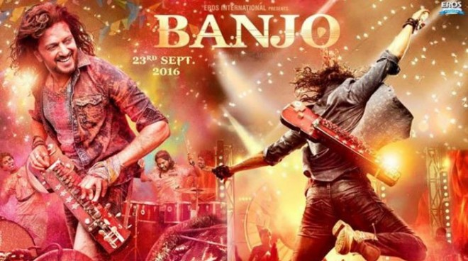 Latest Riteish Deshmukh and Nargis Fakhri Movie Banjo (2016) box office collection Verdict (Hit or Flop) wiki, report New Records, Overseas day and week end.